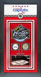 Heinz Field 2011 NHL Winter Classic Framed Banner Framed Memorabilia