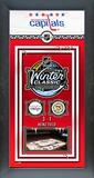 Heinz Field 2011 NHL Winter Classic Framed Banner Framed Memorabilia