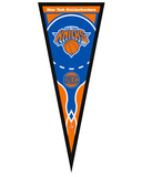 New York Knicks Pennant Framed Memorabilia