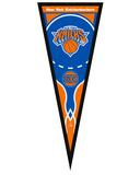 New York Knicks Pennant Framed Memorabilia