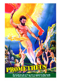 Prometheus Print by Frank R. Paul