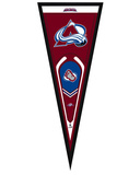 Colorado Avalanche Pennant Framed Memorabilia