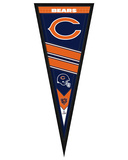 Chicago Bears Pennant Framed Memorabilia