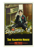 The Haunted House Prints by  Metro