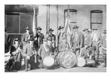 Cleveland Post Members of the Grand Army of the Republic Post 141 Prints