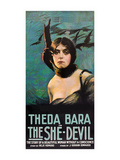 The She Devil Print