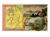 Utah Posters by  Arbuckle Brothers