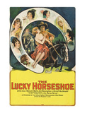 The Lucky Horseshoe Posters