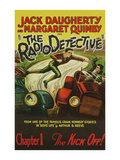 The Radio Detective Prints