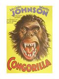 Congorilla Posters