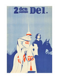Birth of a Nation (2 Den Del.) Prints by  Griffith