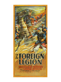 The Foreign Legion Art