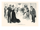Matrimonial Misfits Poster by Charles Dana Gibson