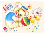 Teddy Bear Party Prints