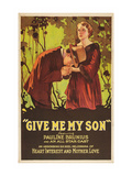 Give Me My Son Posters