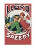 Speedy Poster