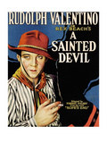 A Sainted Devil Posters