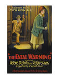 The Fatal Warning, into Thin Air Posters