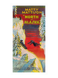 North of Alaska Affiches