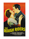 The Rough Riders Print