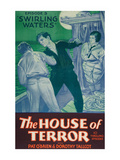 Swirling Waters - House of Terror Poster