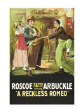 A Reckless Romeo Posters