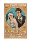 Her Torpedoed Love Prints by Mack Sennett