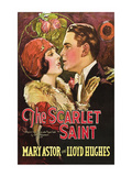 The Scarlet Saint Prints