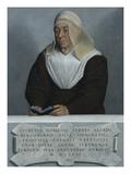 Abbess Lucrezia Agliardi Vertova Posters by Giovanni Battista Moroni