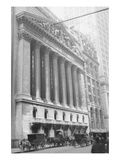New York Stock Exchange Posters