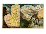 New Hampshire Prints by  Arbuckle Brothers