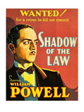 Shadow of the Law Plakater
