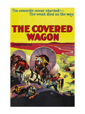 The Covered Wagon Poster