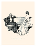 The Nobleman Prints by Charles Dana Gibson
