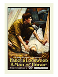 A Man of Honor Prints by  Metro Pictures
