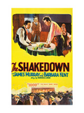 The Shakedown Posters