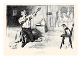 The Fallen Star Prints by Charles Dana Gibson