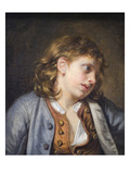 Young Peasant Boy Prints by Jean-Baptiste Greuze