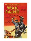 War Paint Prints