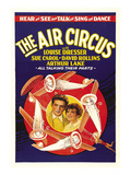 The Air Circus Poster