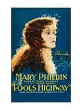 Fools Highway Poster
