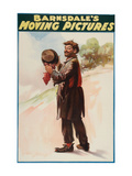 Barnsdale's Moving Pictures Posters