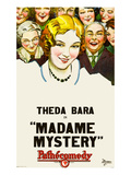 Madame Mystery Photo by Pathecomedy