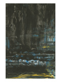 Homage to Whistler - Night on the River Prints by  SP