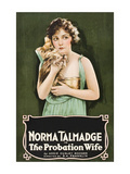 The Probation Wife Poster