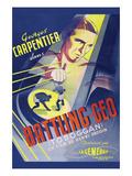 Battling Geo Posters