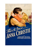 Anna Christie Posters