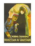 """Princess from Graustark """"Prinsessan Av Graustark"""" Posters"""
