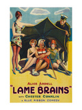 Lame Brains Prints