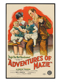 High But Not Handsome from the Adventures of Mazie Posters